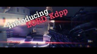 Introducing LORD KDpp!