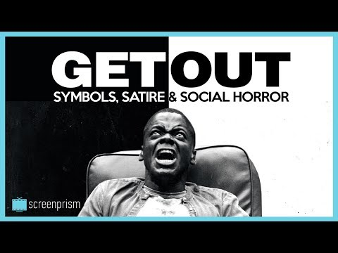Get Out Explained: Symbols, Satire & Social Horror