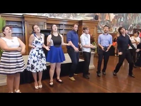 Bring It All Back/I Want You Back - The Acappelicans (S Club 7/Jackson 5 mashup)