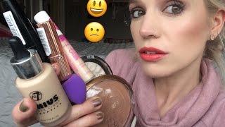 First Impressions: Make Up, Eraser Sponge, AMAZING Highlighters & A Suprise DUPE!