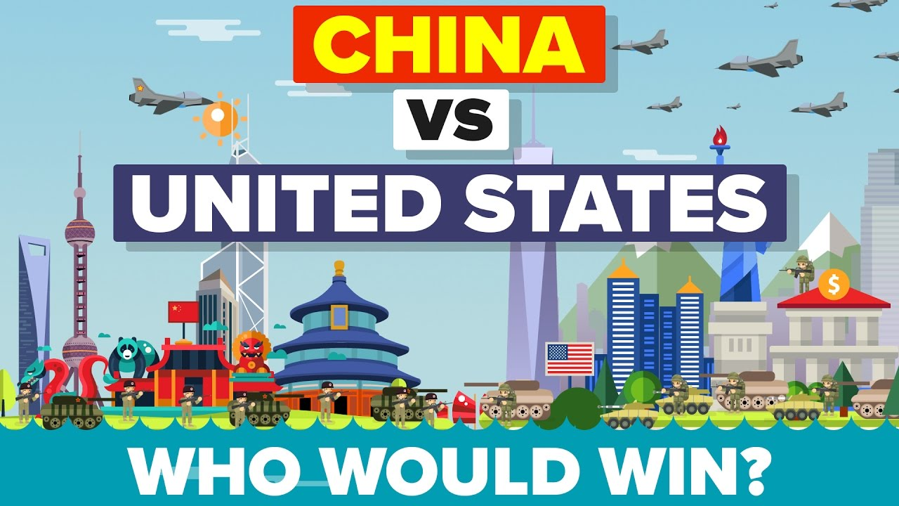 China vs United States (USA) 2016 - Who Would Win - Military Comparison ????