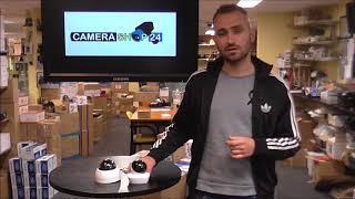 Draadloze Dahua camera voor binnen en buiten review (Nederlands)