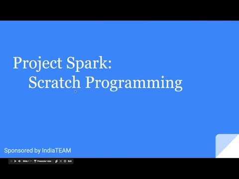 Scratch Programming - Week 1 Introduction