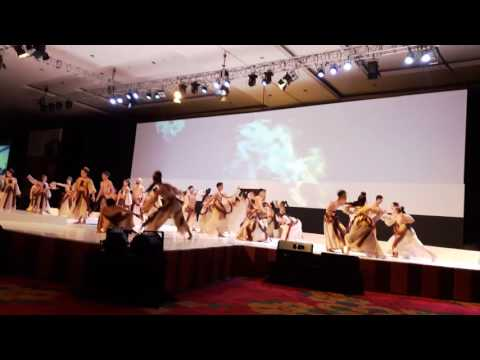 Dance Collaboration Performance WCF, Bali 2016/ Jagoda Poland