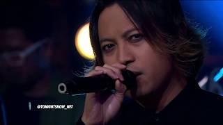 J-ROCKS - MENGERTILAH CINTA (PERFORMANCE AT TONIGHT SHOW)