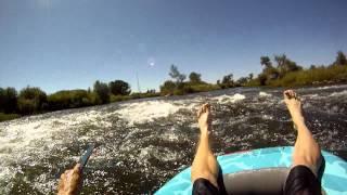 Fall River Float