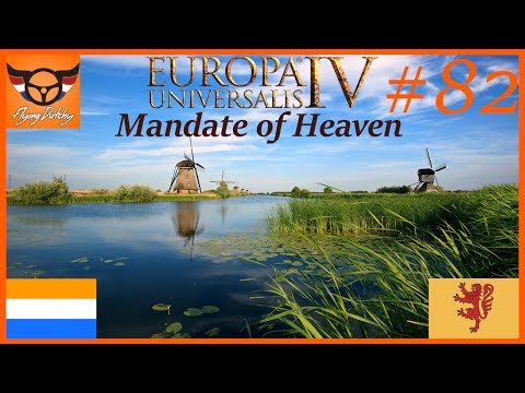 EU4 Mandate of Heaven - Dutch Empire - ep82