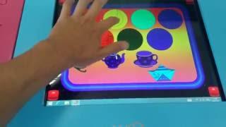Интерактивный сенсорный столик Анроша(Сенсорный интерактивный развивающий стол Анроша предназначен для активных любознательных детей. Через..., 2016-05-24T12:58:51.000Z)