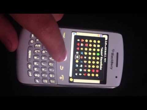 Blackberry Messenger Smileys (Update)