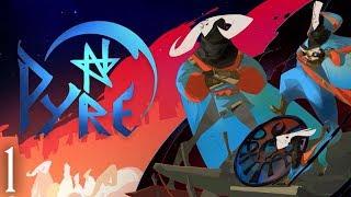RITOS EXTRAÑOS - Pyre - EP 1