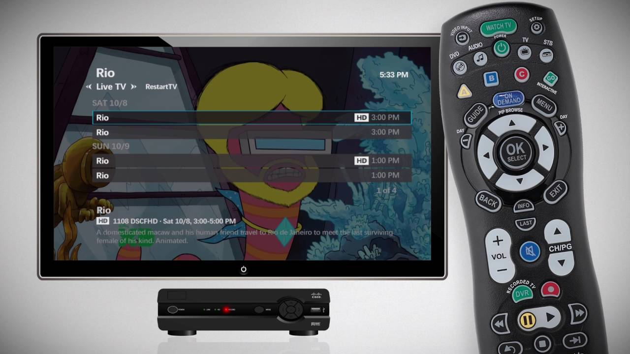 Recording And Manage Shows With Your Whole Home Dvr Online