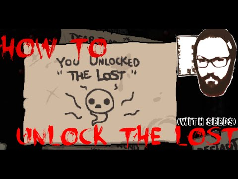 How To: Unlock The Lost (with seeds) [Rebirth]