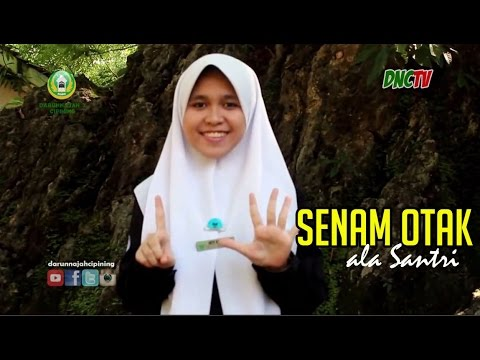 Unik, Senam Otak Ala Santri | Brain Gym (Official Video)