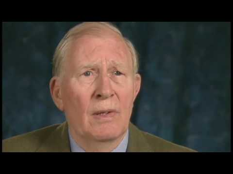 Roger Bannister - First Human to run sub 4 minutes explains HOW he trained for the event
