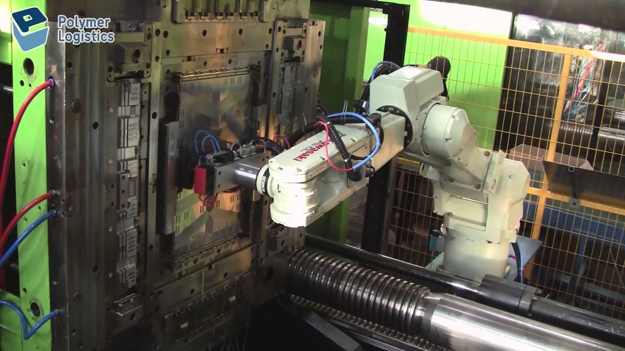 Iml In Mold Labeling Youtube