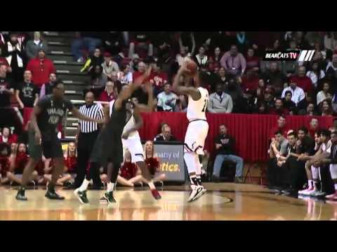 Cincinnati Bearcats Men's Basketball 2015-2016 Senior Highlight