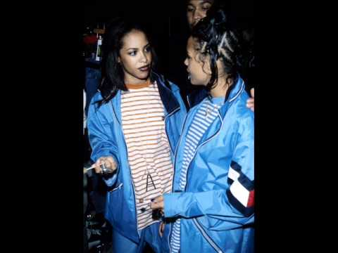 Kidada Jones praising her best friend Aaliyah