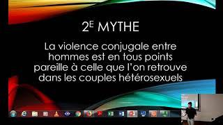 La violence dans les relations intimes et amoureuses entre hommes : du mythe à la réalité