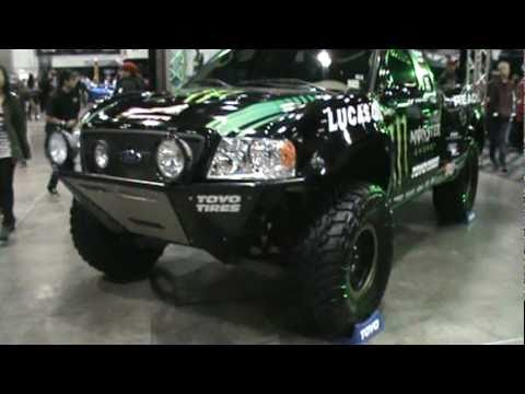 2012 Ford F150 4x4 Monster Energy Trophy Truck At 2011 Dub
