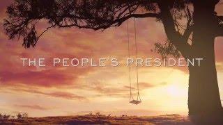 Mayor Rodrigo Duterte- People's President