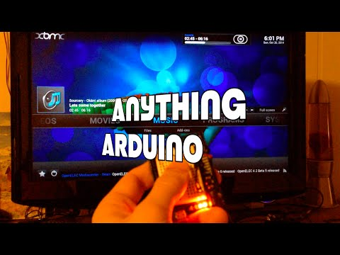 Arduino Leonardo as a Multimedia controller [Anything Arduino] (ep5)