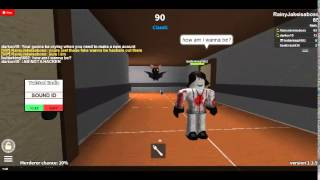 ROBLOX: Dumb fake hacker