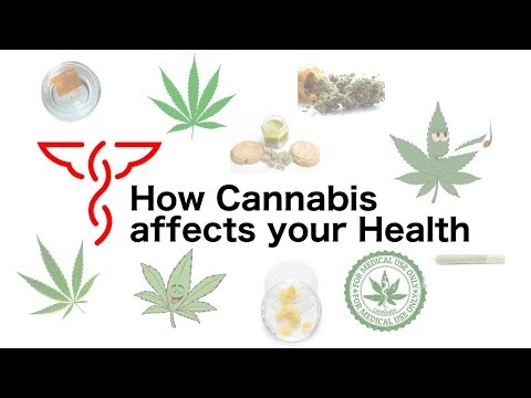 How Cannabis affects your Health