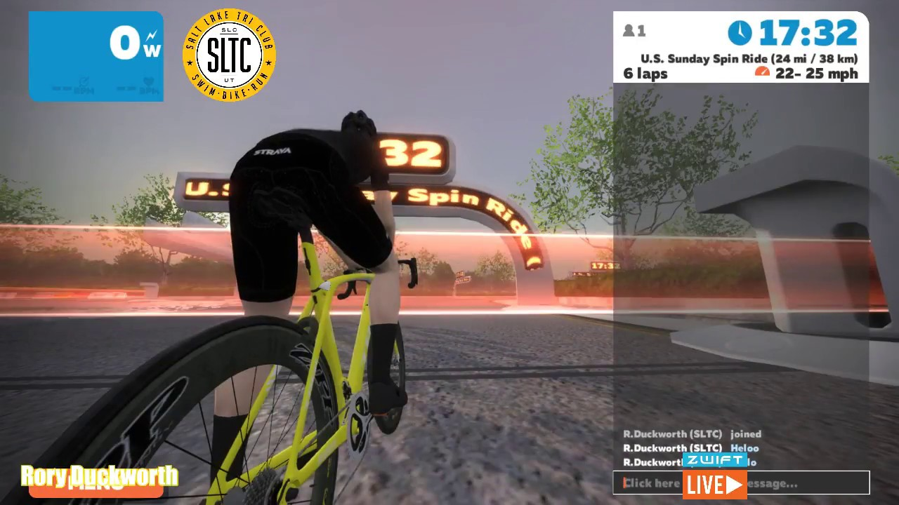 Zwift For Beginners - Joining a Group Race/Ride/Workout