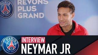 NEYMAR JR INTERVIEW PART 2 (BR & FRA)