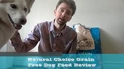 Natural Choice Grain Free Dog Food Review