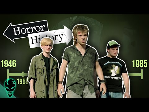 IT: The History of Henry Bowers and His Gang   Horror History