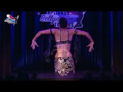Loretta bij 'Het Spektakel' 2017 bij HBT