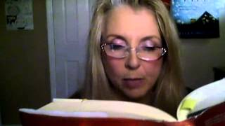 Ellen Meister reads from Farewell, Dorothy Parker