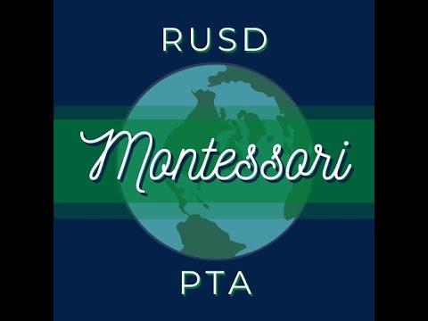 RUSD Montessori PTA Meeting (3-4-21)