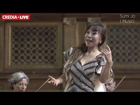 #세계음악의날기념중계 CREDIA LIVE - 조수미 & 이 무지치