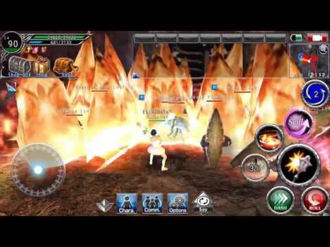 Battle Cracker Ex Skill :End Of Earth