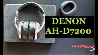 Denon AH D7200 Gaming Review - The Emperor