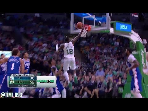 Terry Rozier Highlights vs Philadelphia 76ers (15 pts, 10 reb, 6 ast)