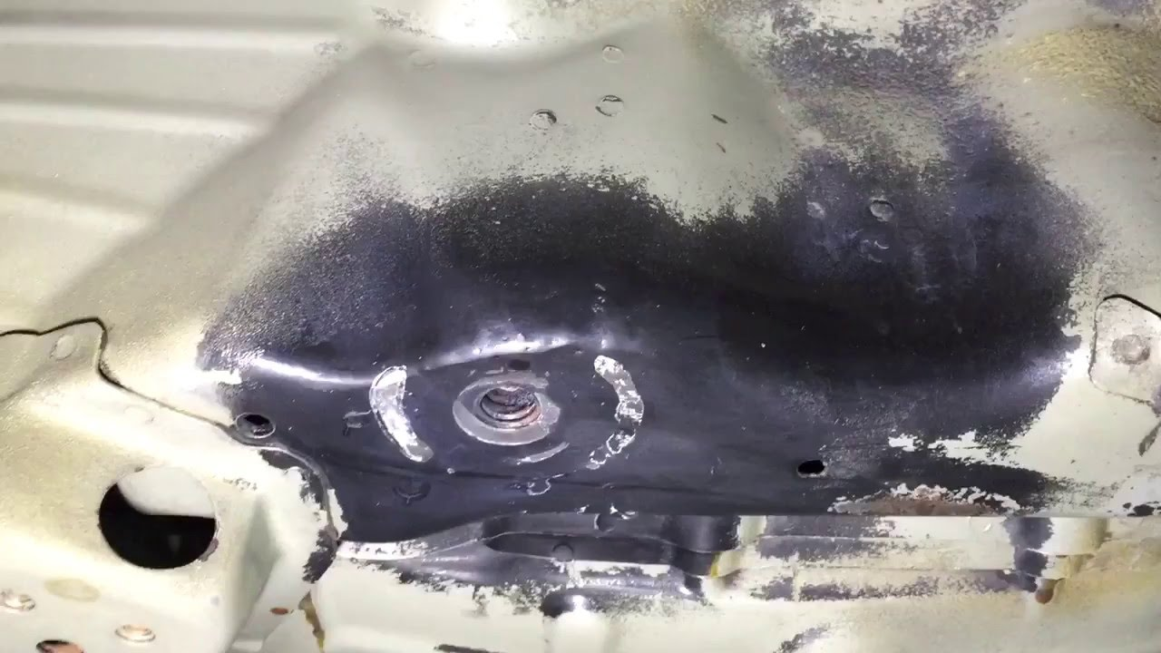 Repairing Previously Repaired But Now Broken Subframe