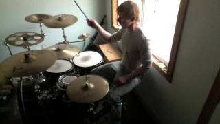 The Distillers Dismantle Me Drum Cover