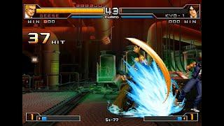 [TAS] The King of Fighters 2002: UM (PS2) RANDOM SINGLE [4k]
