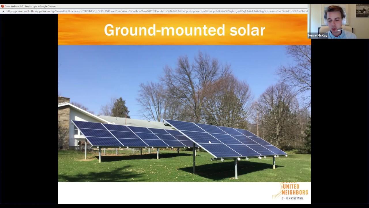 Allegheny County Solar Co-op | Solar United Neighbors