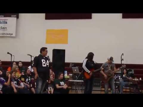 Turtle Mountain Community High School Spring Concert 2015