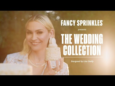 With This Bling, Fancy Sprinkles® Drops First-Ever Wedding...
