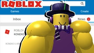ROBLOX TOLD ME IM FAT... so i did THIS