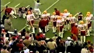 1983 Oklahoma Sooner football highlights