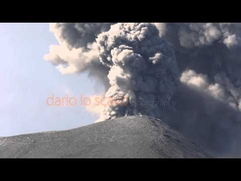 Mount Etna last eruption 26 october 2013