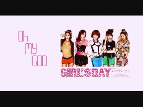 Girl's Day- Oh My God