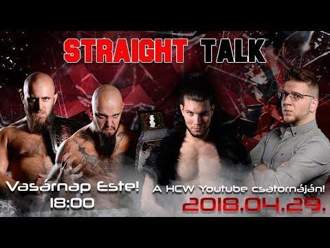 Straight Talk - E25