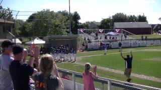 Thurmont Little League Grand Slam during the  9/10 MD All Stars Game August 12, 2015